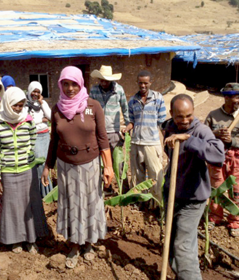 SHARING SUSTAINABLE GARDENING PRACTICES